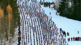 Ein Marathon voller schrulliger Traditionen