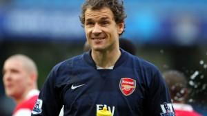Lehmann und Arsenal im Champagner-Stil an die Spitze