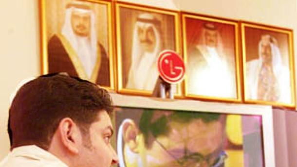 Märchenstunde in Bahrain