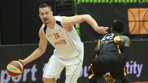 Basketballer verhindern Blamage in Österreich