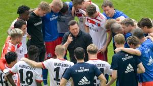 HSV will den sofortigen Wiederaufstieg