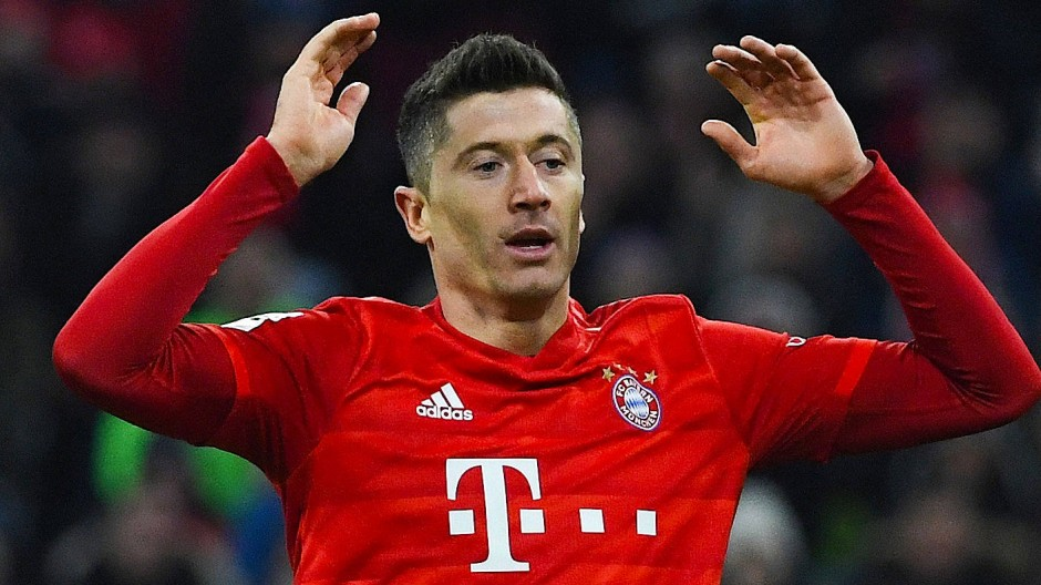 Hoffnungsträger Robert Lewandowski soll bald wieder fit sein und für Bayern-Tore sorgen.
