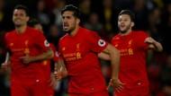 Sensationelles Tor von Can bei Liverpool-Sieg