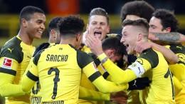 Dortmund ruft ein neues Ziel aus