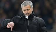 Mourinho beschämt nach Rassismus-Eklat