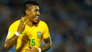 Brasiliens große Show mit Paulinho in Uruguay