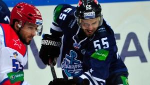 Europäischer Angriff auf die NHL