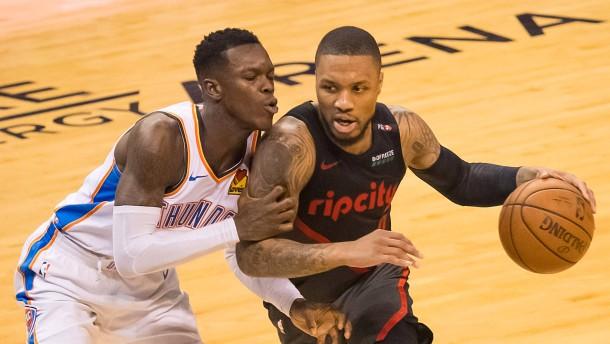 Schröder droht frühes Aus in NBA-Playoffs
