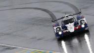 Regen gibt es fast immer in Le Mans, auch in diesem Jahr