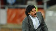 Maradonas Angebot - Ronaldos Tore - Beckhams Training