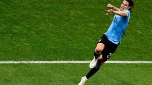 Uruguay schickt Ronaldo nach Hause