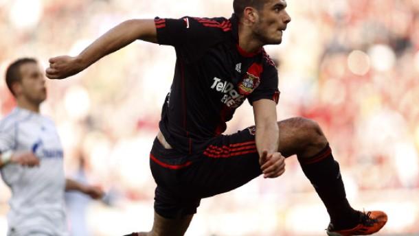 Leverkusen jagt Spitzenreiter Dortmund