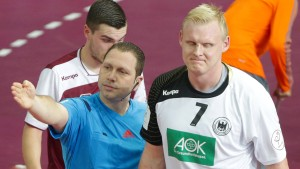 Deutschland scheitert an Qatar – und den Schiedsrichtern?