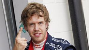 Silverstone bleibt Vettels Spielwiese