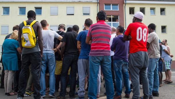 Schneller Bafög für Flüchtlinge