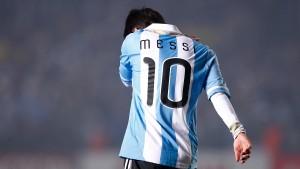 Argentinien spielt wieder nur unentschieden