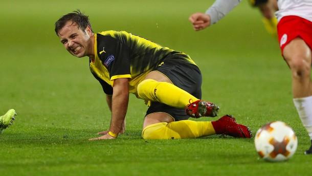 Europa League: Aus für Borussia Dortmund in Salzburg