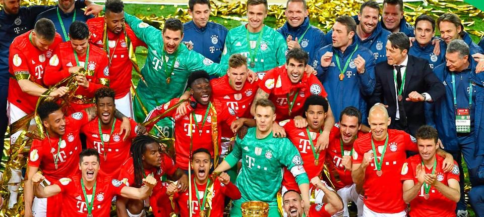 Die Bayern und das Eigenlob der Verlierer