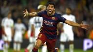 Leverkusen spürt spät die katalanische Unabhängigkeit von Messi
