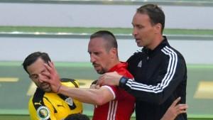 Großer Aufreger um Ribéry