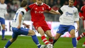 FC Bayern erschreckend harmlos