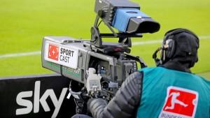 Sky sucht Lösungen für die Bundesliga