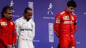 """""""Vettel muss den Weg frei machen, er muss sich verneigen"""""""