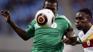 Nigeria wahrt Viertelfinal-Chance