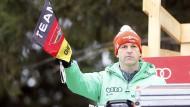 Abwinken ist nicht: Bundestrainer Werner Schuster hofft auf die WM in sieben Wochen