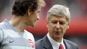 Lehmann hilft Wenger bei Arsenal