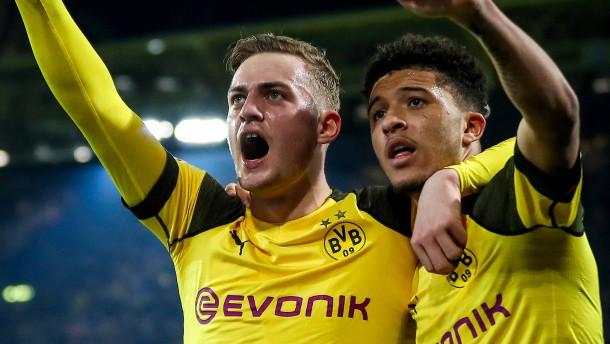 Die Leiden von Borussia Dortmund