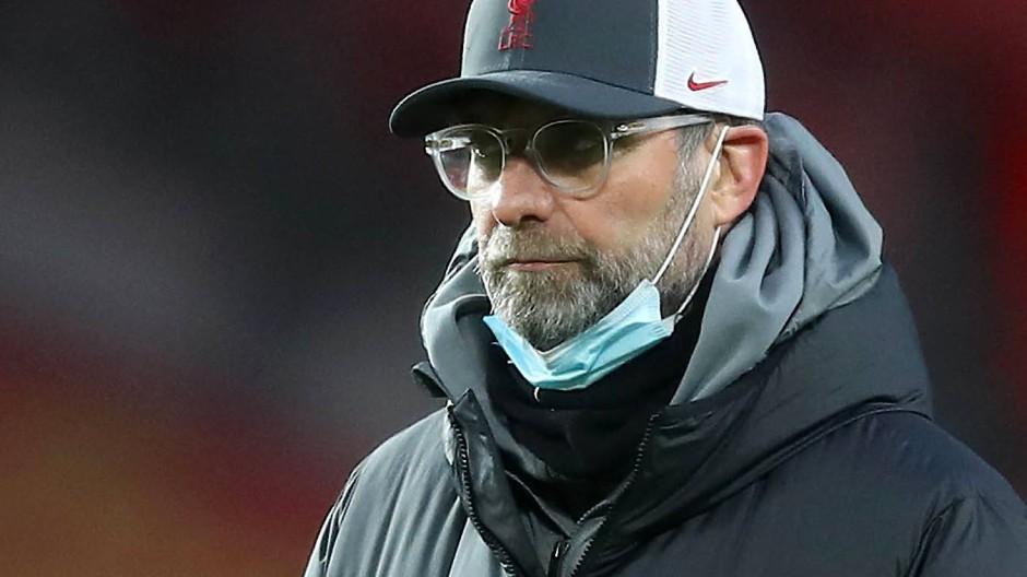 Jürgen Klopp und der FC Liverpool scheiden in Manchester aus dem FA-Cup aus.