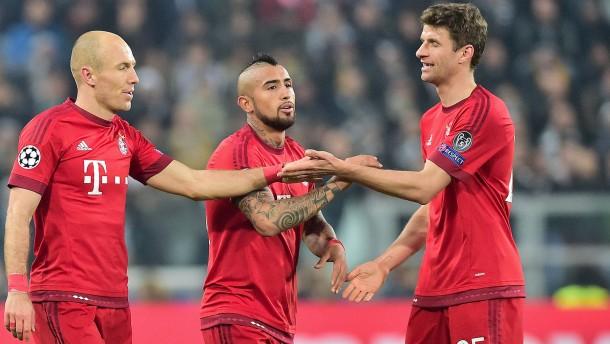 Ein fast perfektes Bayern-Spiel