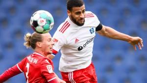 HSV bricht nach 3:0-Führung im Nordduell ein