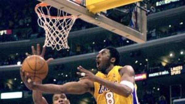 L.A. Lakers gleichen aus