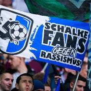 Solidarität gefragt: Schalke hofft auf die Unterstützung seiner Fans.