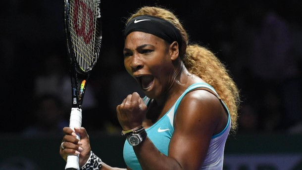 Serena Williams besiegt Ana Ivanovic