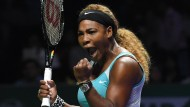 Serena Williams besiegt Ana Ivanovic