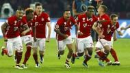 Pokalsieg für die Bayern mit dem letzten Schuss