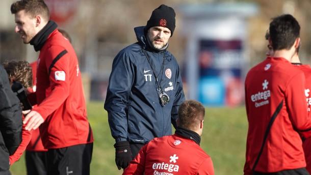 Unter der Mütze steckt ein kluger Kopf: Mainz-Trainer Thomas Tuchel