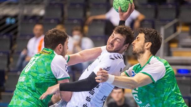 """""""Es war ein geiles Handballspiel"""""""