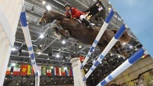 Hypersensible Pferdebeine und ein hypersensibler Reiter