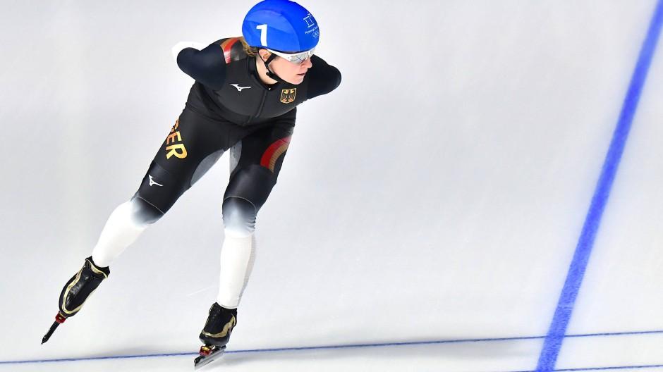 Nicht nur auf dem Eis eine Kämpferin: Claudia Pechstein bleibt im Rechtsstreit gegen Cas und IBU hart.