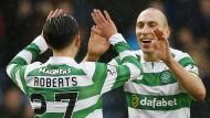 Celtic gewinnt Old-Firm-Derby bei Rangers