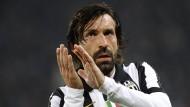 Pirlo fehlt Juventus gegen den BVB