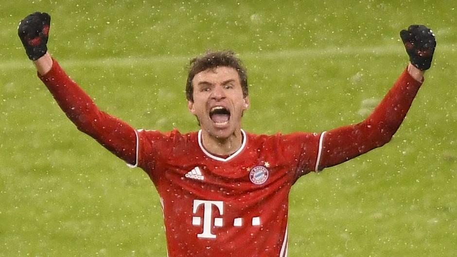 Thomas Müller verhalf dem FC Bayern zum Heimsieg über Freiburg.