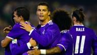 Ronaldo und Real zaubern sich aus der Krise