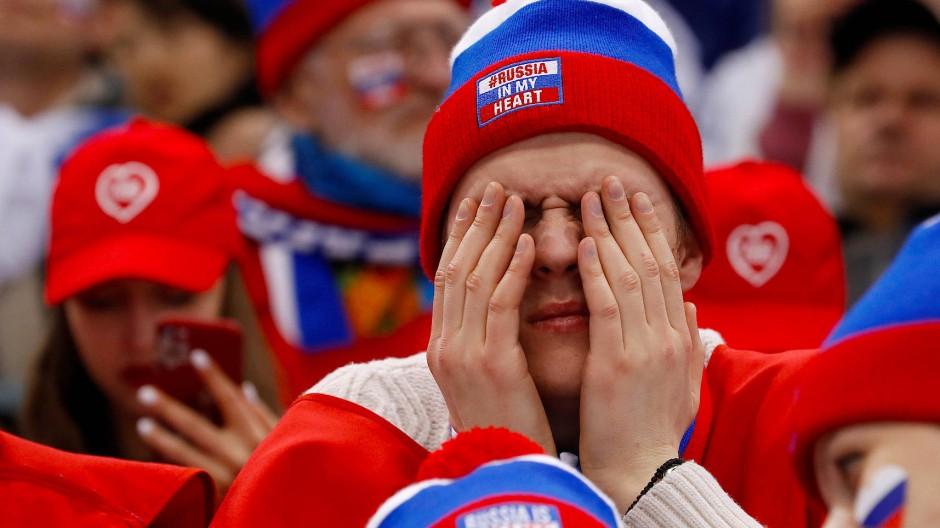 Werden die russischen Leichtathleten nun ausgeschlossen?