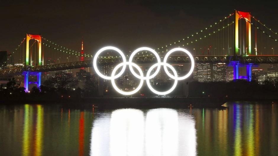 Im Sommer stehen die Olympischen Spiele in Japan an.