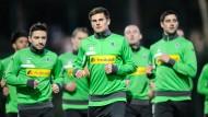 Gladbach und Dortmund treffen sich zum Spitzenspiel